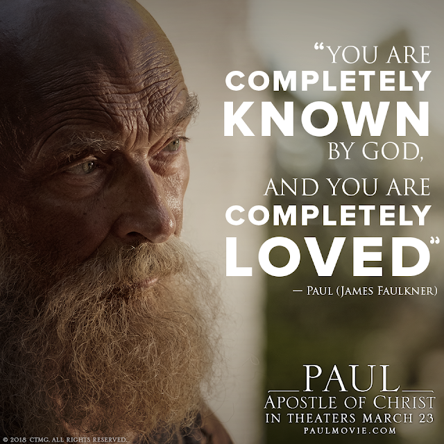 Paul, The Apostle of Christ movie #ad #PaulMovieL3,