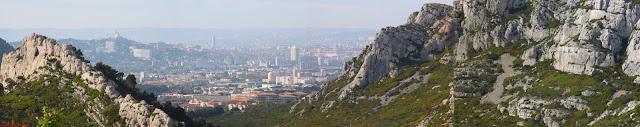 Marseille vue de Sormiou, panorama (C)