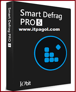 IObit Smart Defrag Pro 5 | Full Version