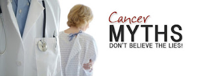 cancer myths you can ignore