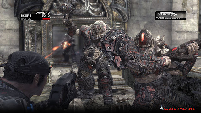 Gears of War 1 Gameplay Screenshot 5