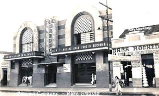 Cine Santa Helena - Campo Grande - MS