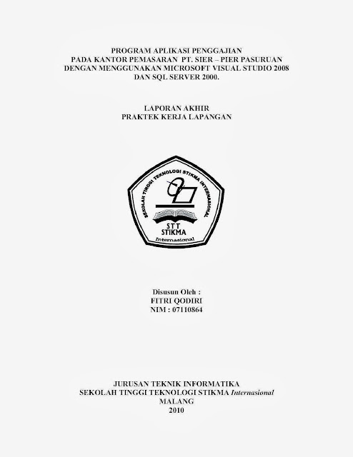 Contoh Cover Makalah Tulisan Tangan Desktop Pc S Amd