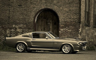 1967 Shelby Mustang GT500 Eleanor Side