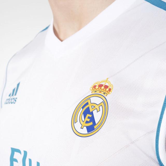 Nueva camiseta Real Madrid 2017 2018 Blog del Real Madrid 8801f85befa