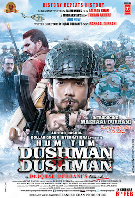 Hum Tum Dushman Dushman 2015 wat ch full movie