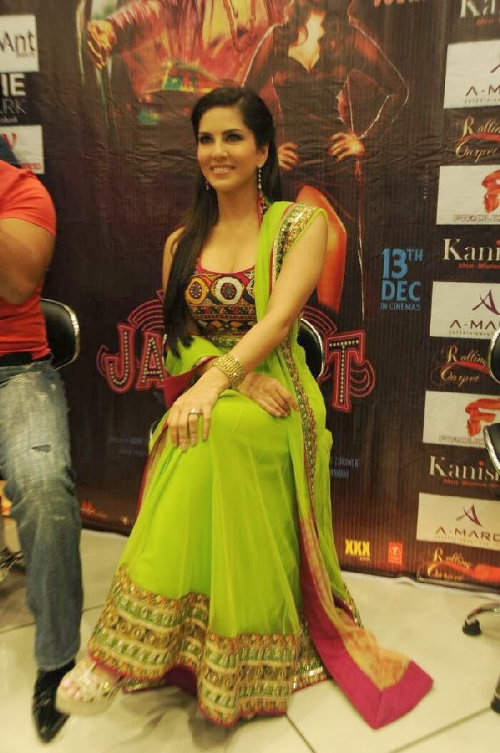 Tamilcinestuff   Sunny Leone Latest Photos At Jackpot -7595