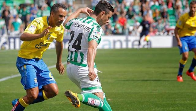 Real Betis vs Las Palmas en vivo