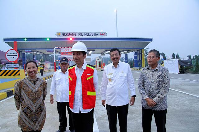 Zaman Jokowi, Jalan Tol Tidak Ada yang Gratis