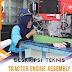 Download Kisi-Kisi Soal LKS SMK Tahun 2019: Tractor Engine Assembly