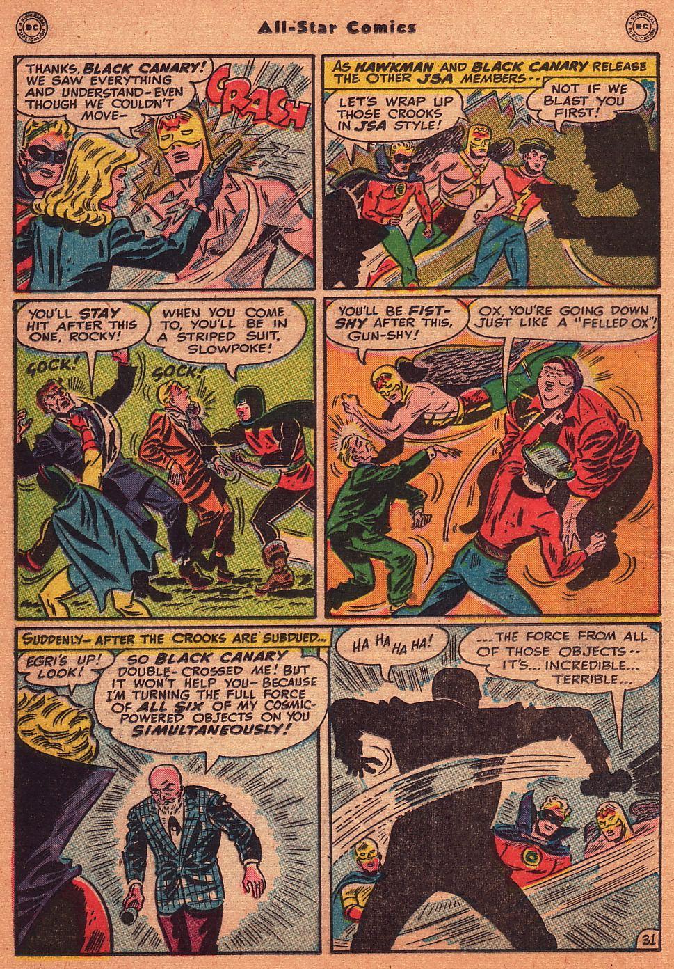 Read online All-Star Comics comic -  Issue #45 - 36