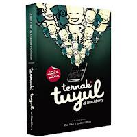 Buku Ternak Tuyul Di Blackberry  Karya: Zain Fikri dan Izadian