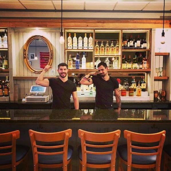 Jersey City Eats: Community News: The Royal Now Open, Harry's