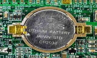 Baterai lithium