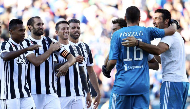 Magica Juventus ai rigori con Pinsoglio: battuta la Roma | Calcio d'Estate ICC