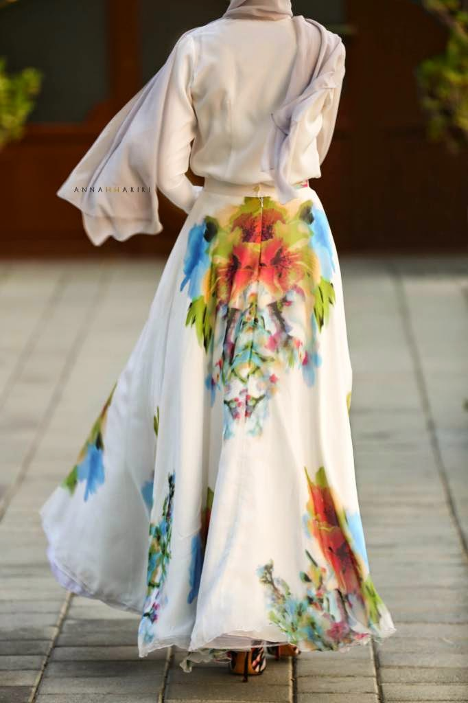 Big Little Blog Islamic Fashion Designer Annah Hariri