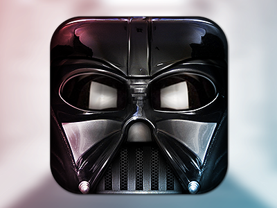 Darth Vader icon, Michael Flarup