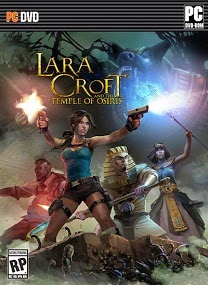 Lara Croft and the Temple of Osiris-CODEX