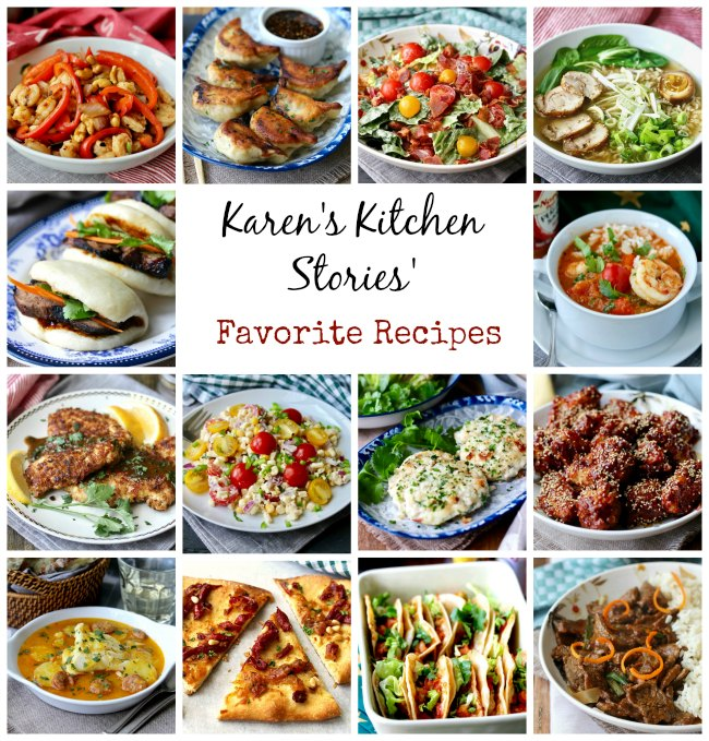 Karen's Favorite Recipes from Karen's Kitchen Stories