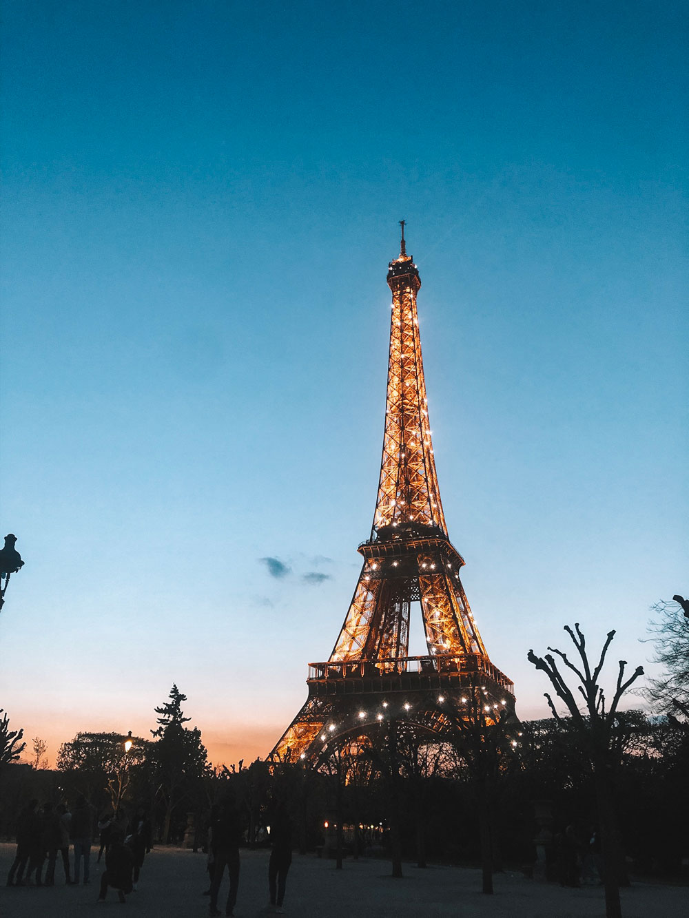 Blogger Amanda Martin's Paris Travel Diaries