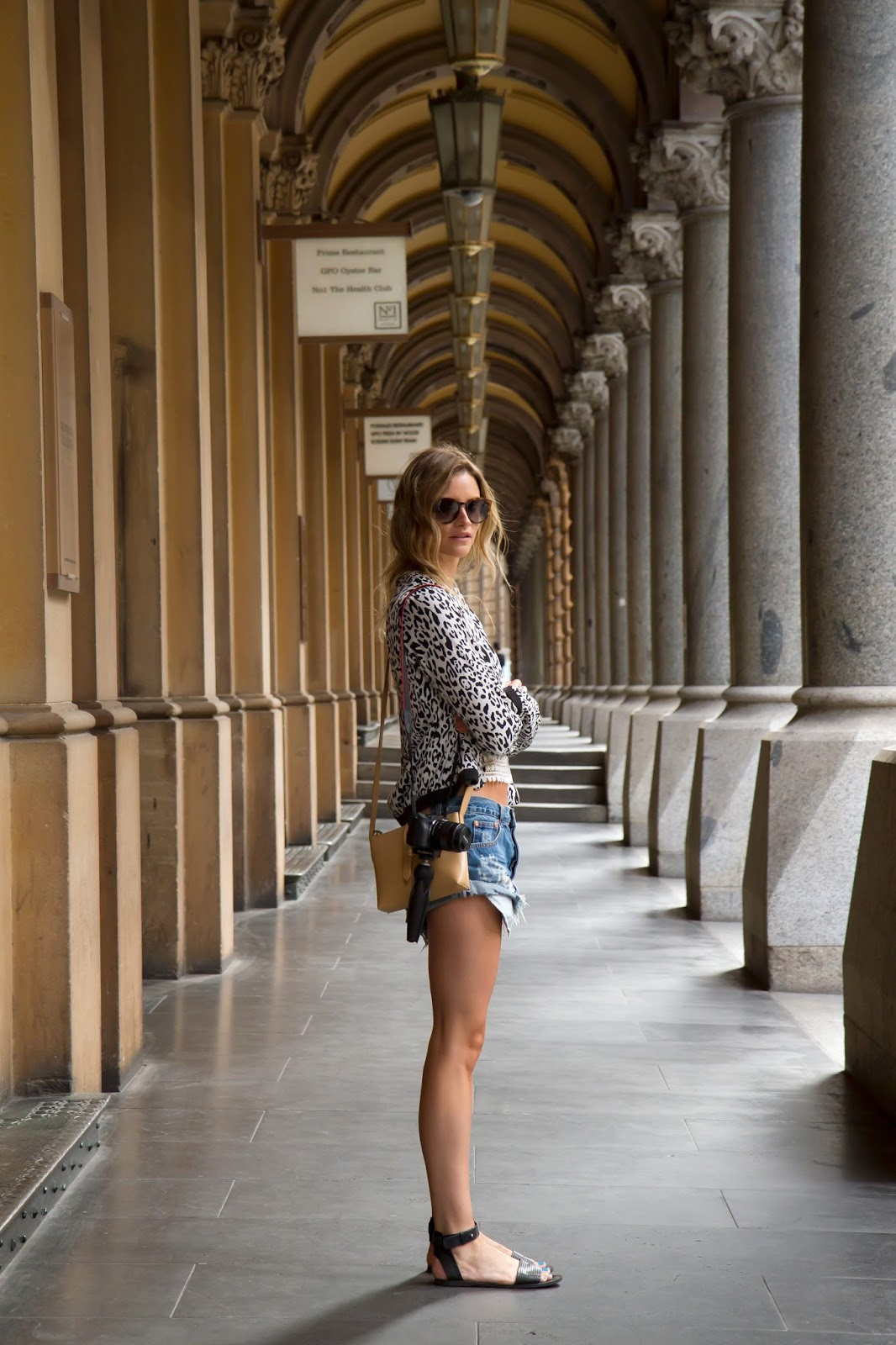 Fashion Blogger and Digital Nomad Alison Hutchinson in Sydney, Australia