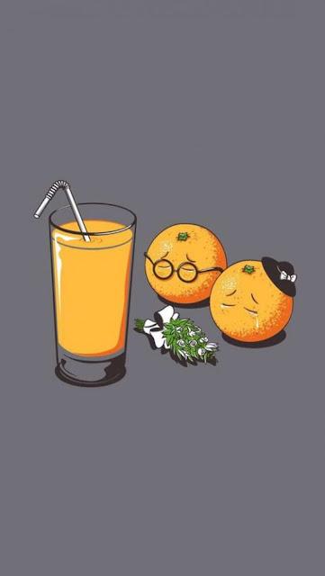arance, succo di arancia, spremuta, funerale,