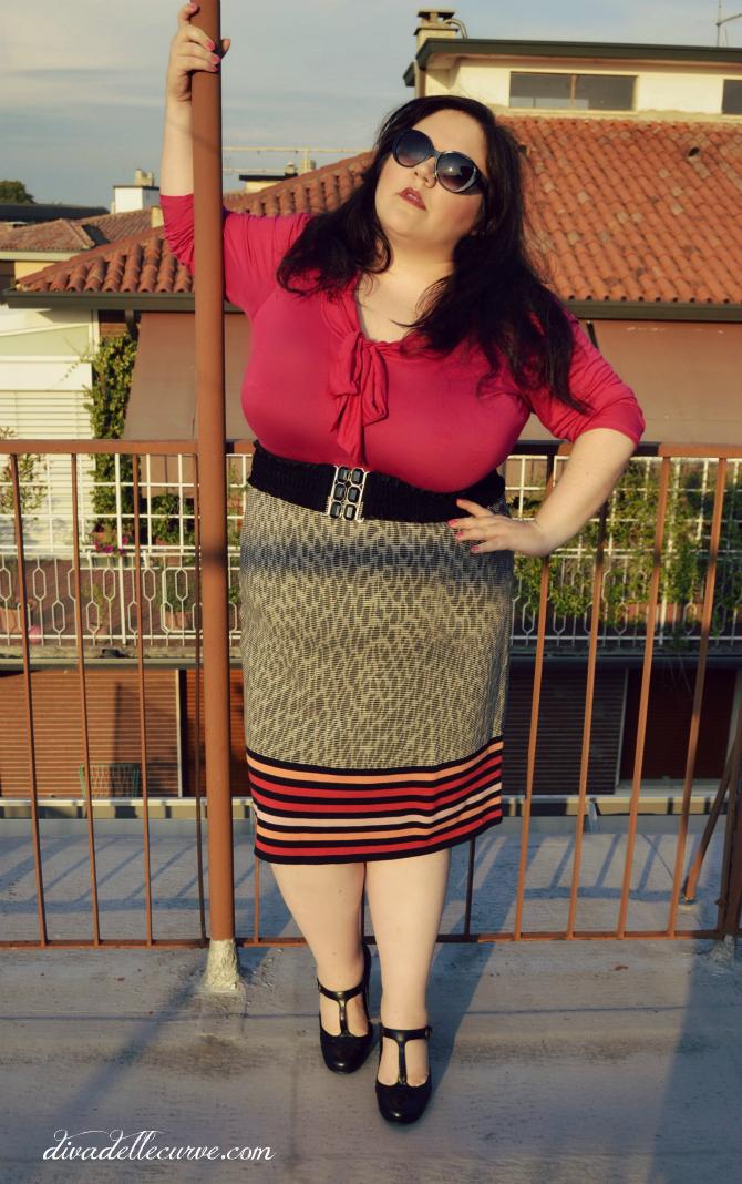outfit plus size in collaborazione con zalando 383b38f71a6