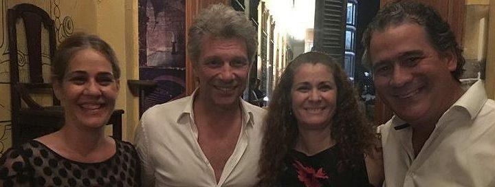 Bon Jovi y su viaje a Cuba