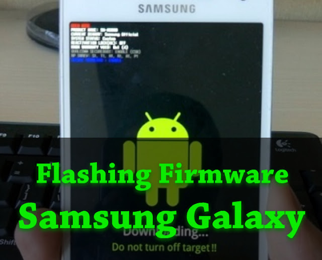 Tutorial Flash Firmware