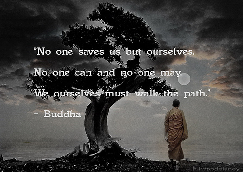 Awakening The Buddha Within Quotes: Wisdom Quarterly: American Buddhist Journal: Whose