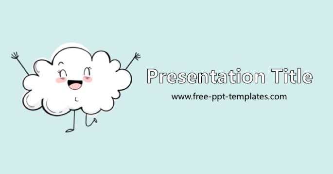 Cute Powerpoint Template
