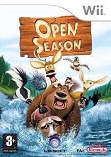 Open Season [Nintendo Wii] Oyun İndir [Google Drive-Mega