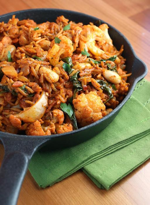 Simple Vegetable Biryani #Recipe