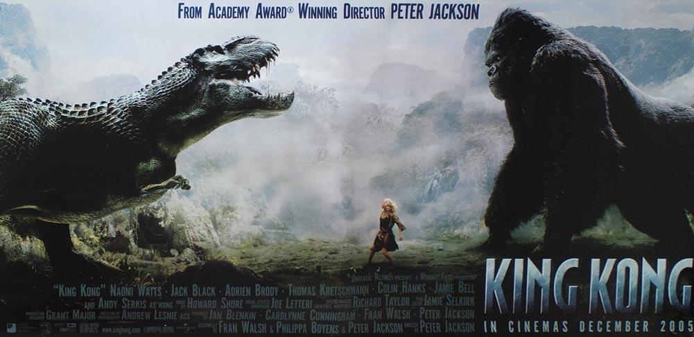 فيلم كينج كونج 2005 King Kong كينغ كونغ - منصة تجربة