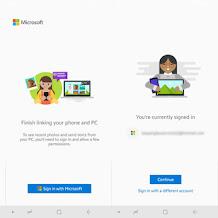 Microsoft Apps Berubah Nama Menjadi Your Phone Companion