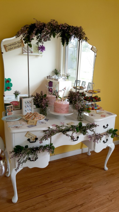 Good Alice in Wonderland birthday party ideas