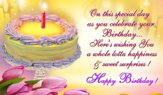 Bday Wishes Quotes For Sister: Sister Birthday Quotes