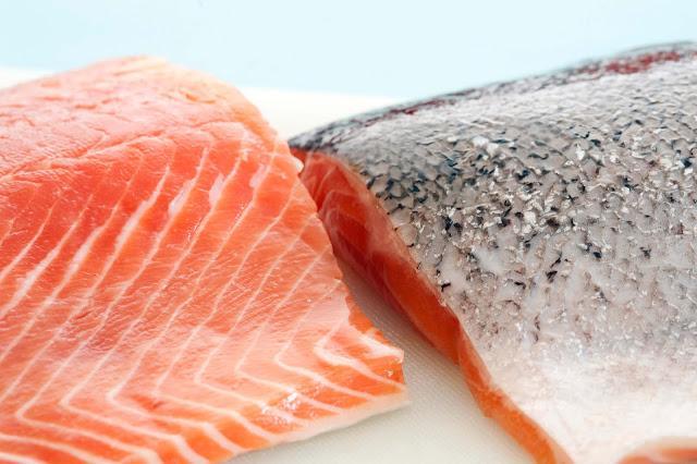 el consumo de pescado contribuye a la reducción del colesterol