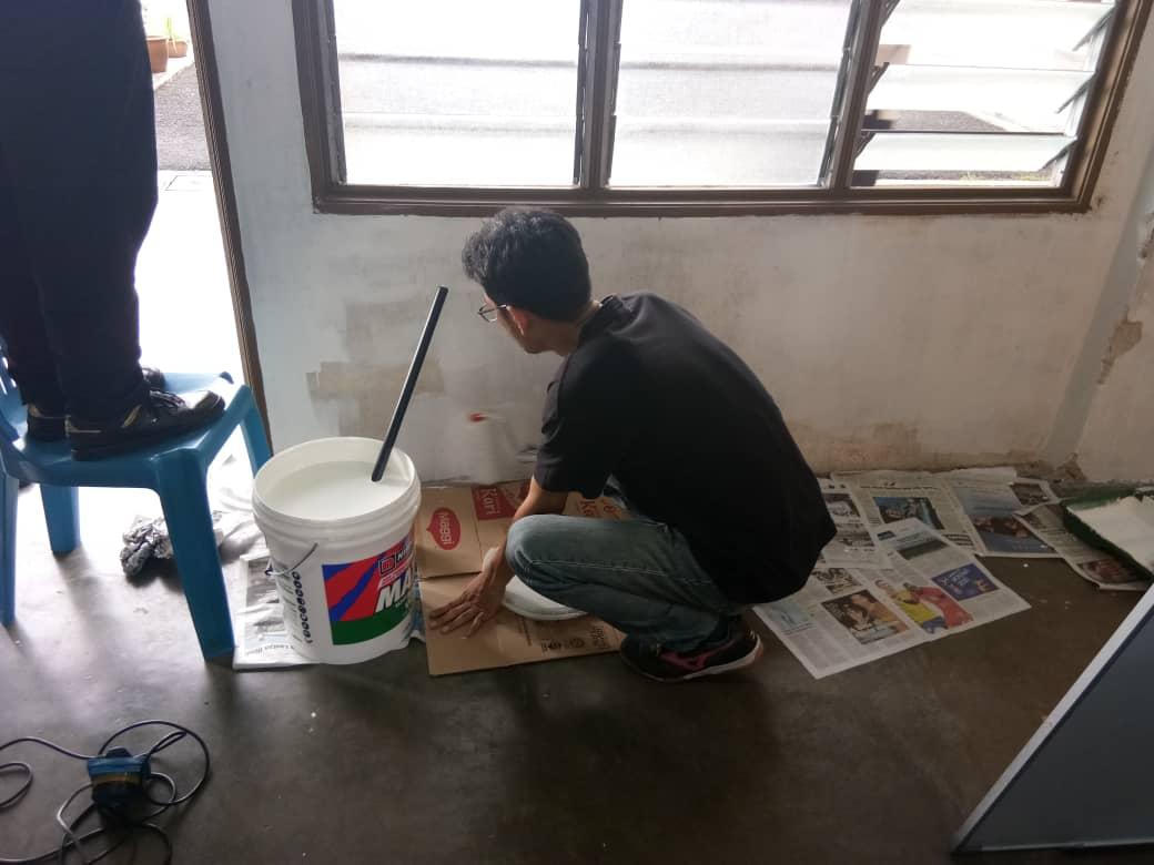 Program Amal Tanggungjawab Sosial Korporat Di SRA Jaim Limbongan