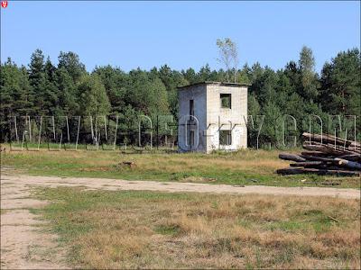 Полигон под Станьково. НП