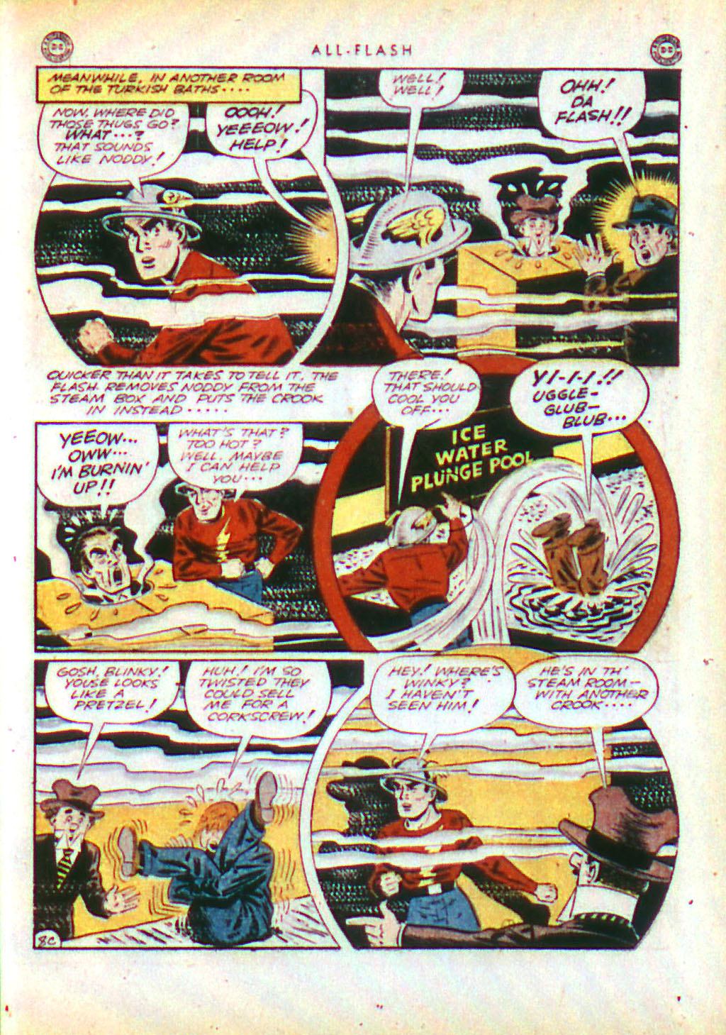 Read online All-Flash comic -  Issue #16 - 33