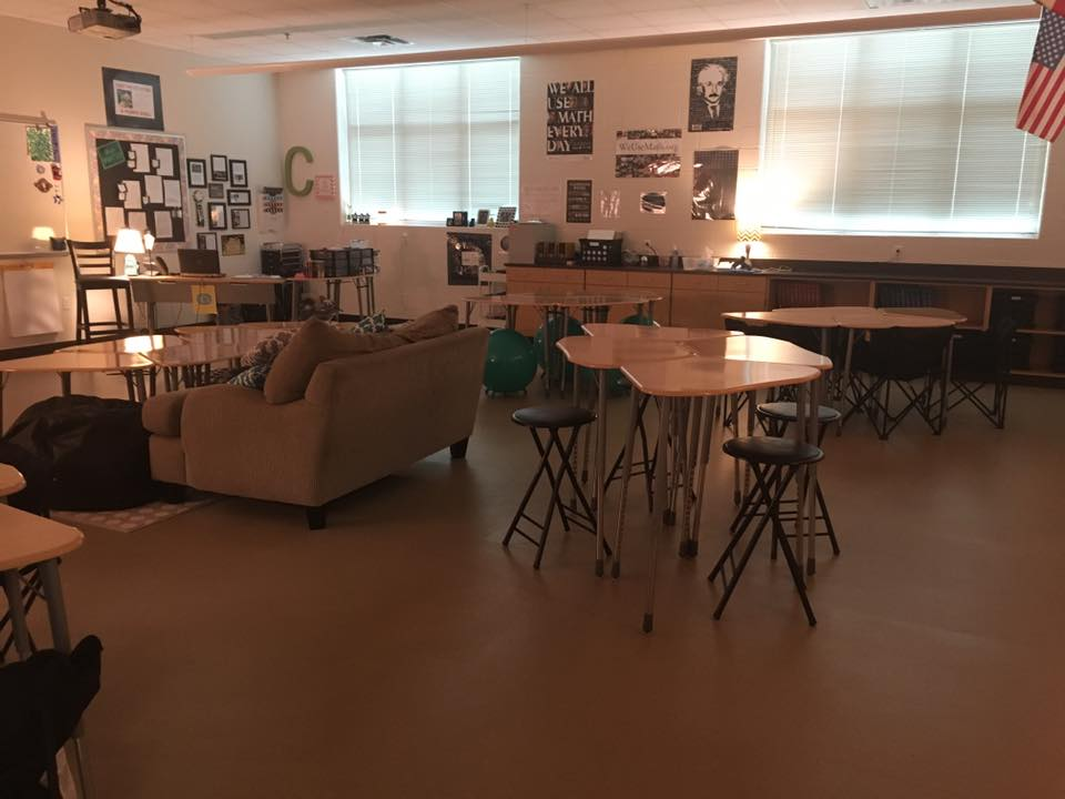 The Compelled Educator 9 Awesome High School Flexible Seating
