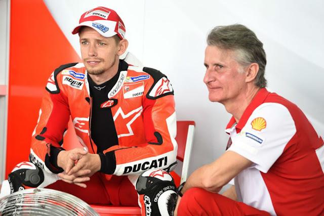 berita motogp Kalau Iannone Absen Lagi di Australia, Ducati Akan Merayu Stoner