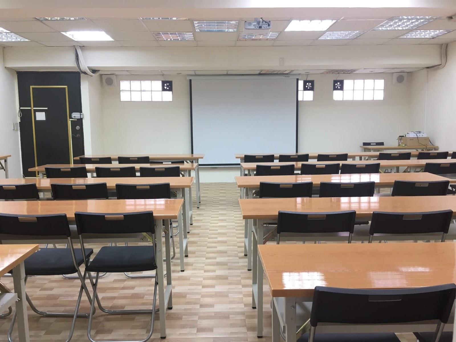 溫拿創富空間: 溫拿創富空間-臺北場地教室會議室租借