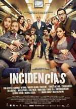 Incidencias (2015) DVDRip Castellano