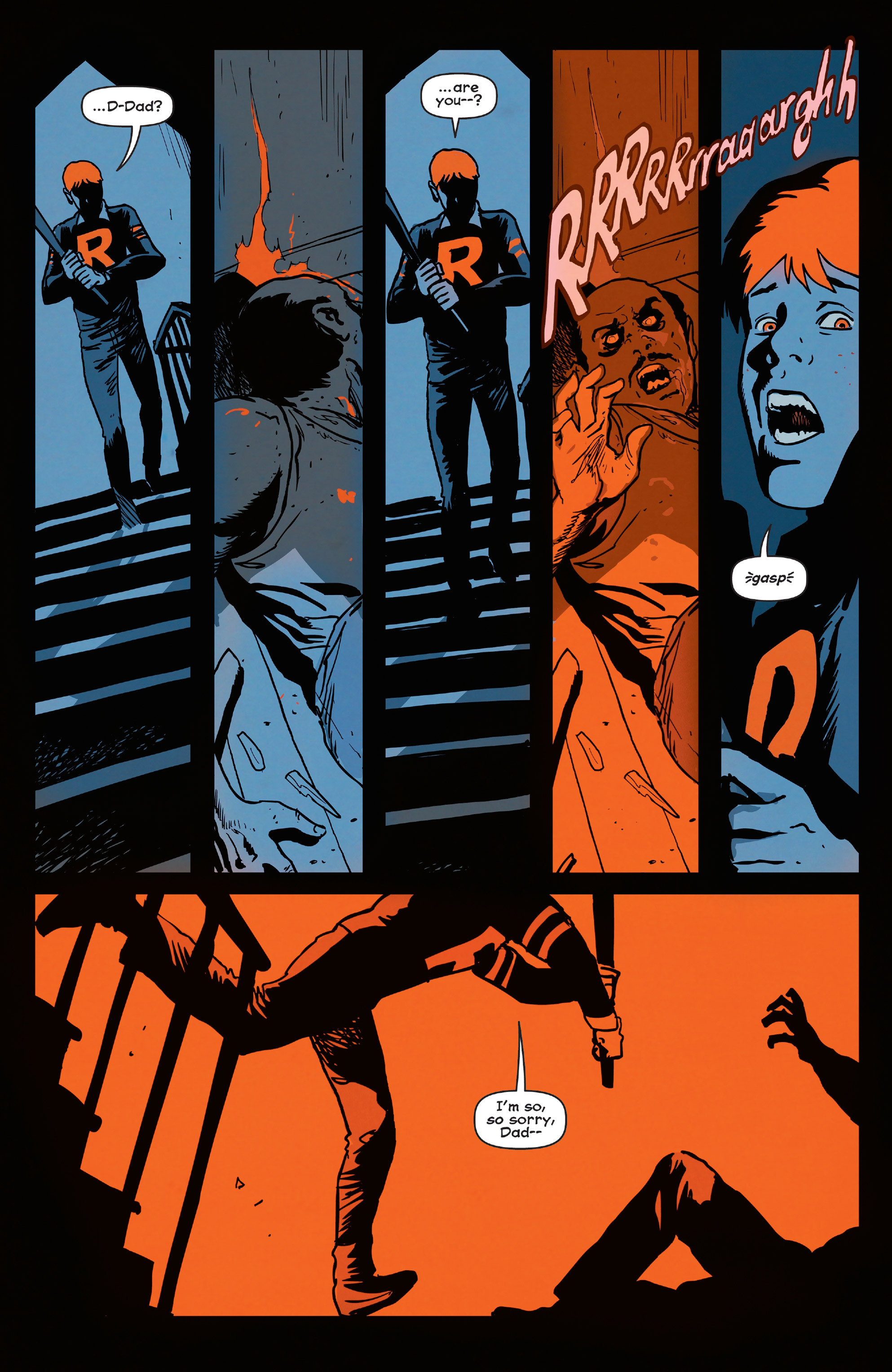 Read online Afterlife with Archie comic -  Issue #4 - 18