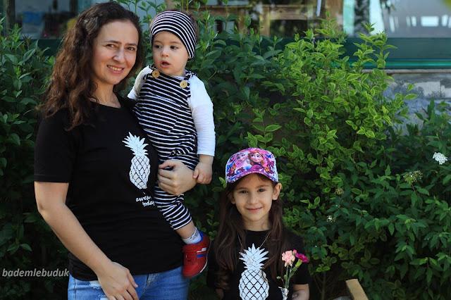 anne bebek takım kıyafetler