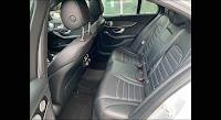 Mercedes C300 AMG 2015 đã qua sử dụng nội thất Đen