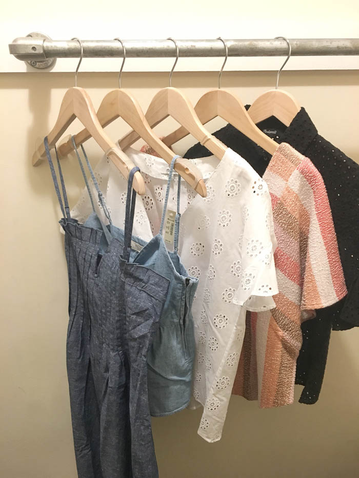 madewell summer review 2018