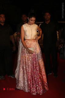 Actress Lavanya Tripati Stills in Beautiful Dress at Gemini TV Puraskaralu 2016 Event  0084.JPG